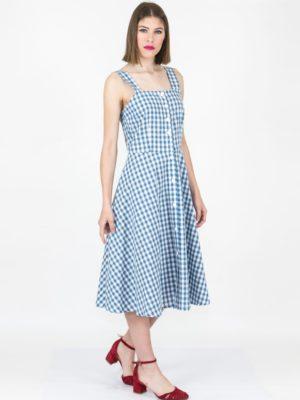Chaton Midi Dress
