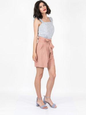 Chaton Safari Shorts