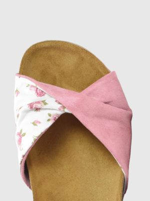 the workshop shoes saint tropez pink floral