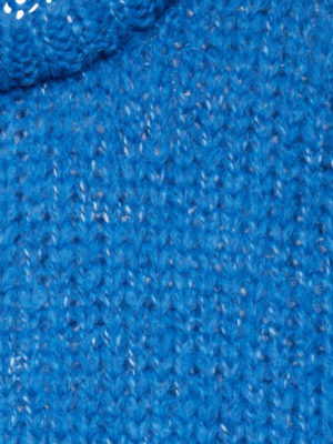 Ichi Ines Blue Knit