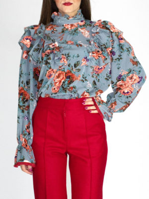 Orion Maybell Blouse Blue