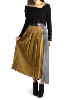 Arpyes Chica Pleated Skirt