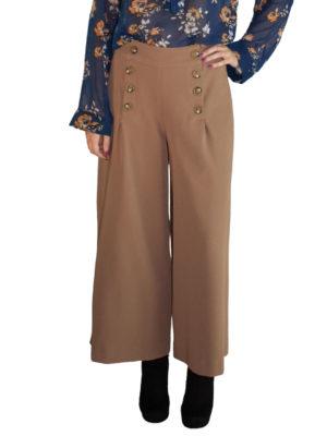 Chaton High Waisted Pants