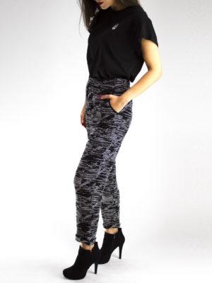 Ofilia's Trousers Black & White