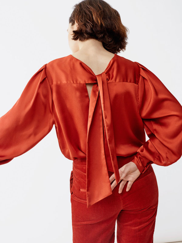 Twist & Tango Edith Blouse