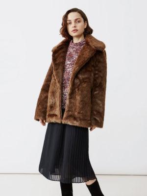 Twist&Tango Grace Faux Fur Jacket