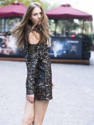 Dyemonde Silia Dress