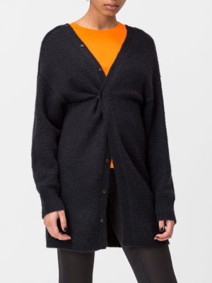Cheap Monday Black Cardigan