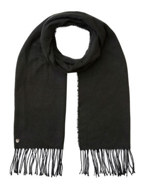 Cheap Monday Black Scarf