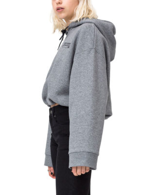 Cheap Monday Grey Hoodie