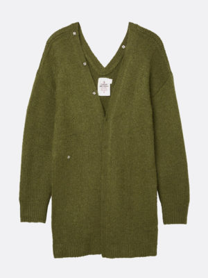 Cheap Monday Olive Cardigan