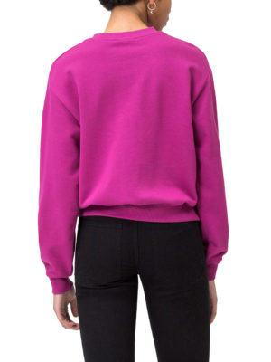 Cheap Monday Purple Sweater