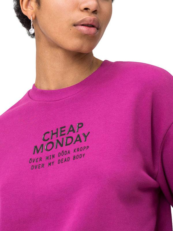 Cheap Monday Purple Sweater
