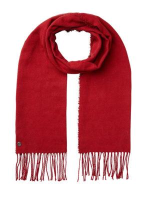 Cheap Monday Red Scarf
