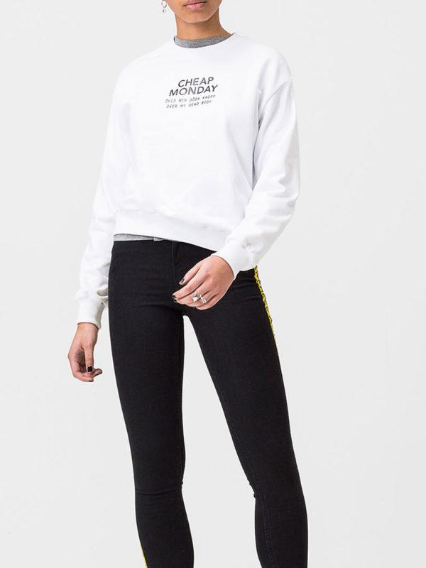 Cheap Monday White Sweater