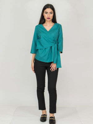 Chaton Green Shirt