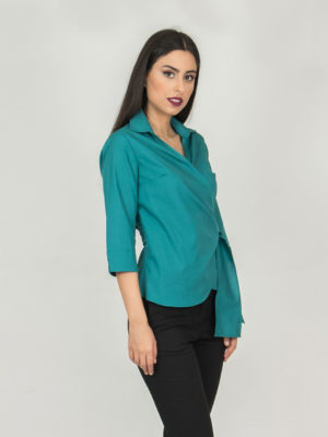 Chaton Shirt Green