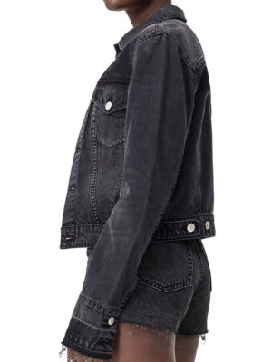 Cheap Monday Black Denim Jacket