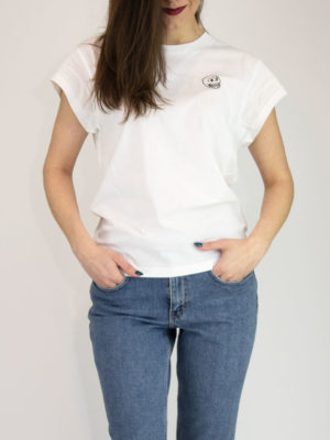 Cheap Monday T-shirt White