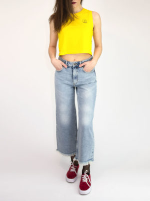 Cheap Monday Yellow Top