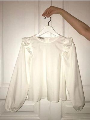 Milkwhite Offwhite Shirt