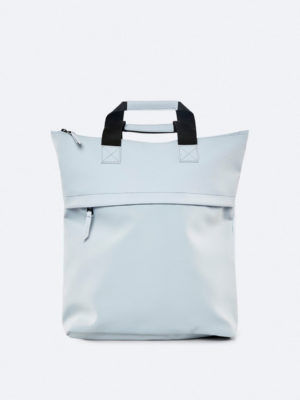 Rains Tote Backpack Ice Grey