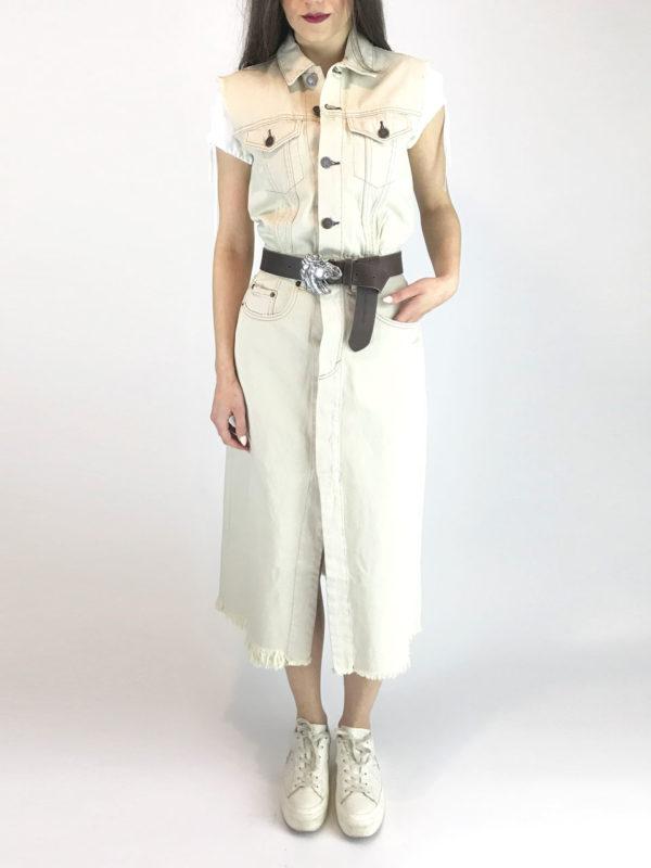 Cheap Monday Τζιν Φόρεμα