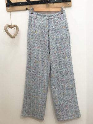 Milkwhite Trousers Light Blue