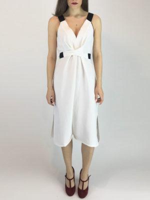 Ofilia's Linen Dress