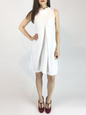 Ofilia's Open Back Dress