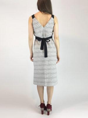 Ofilia's Striped Dress