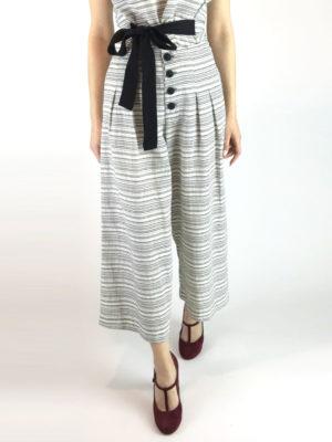 Ofilia's Striped Trousers