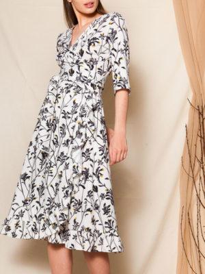Ananke Cecilia Wrap Dress