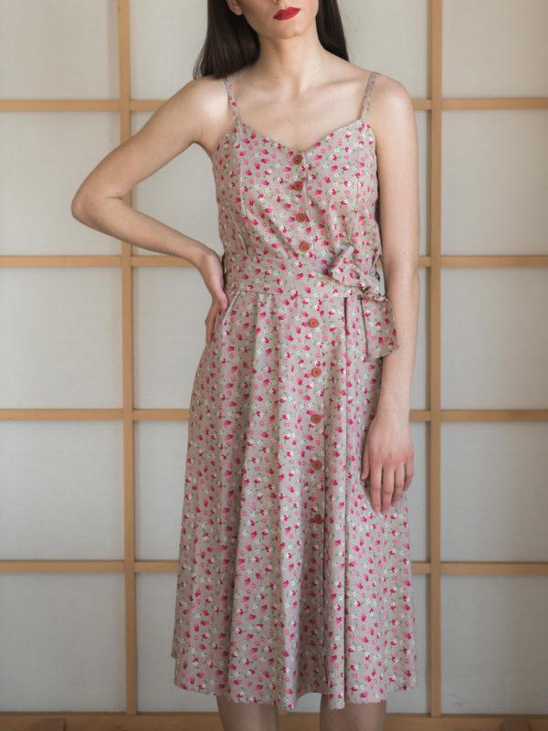 Chaton Floral Dress