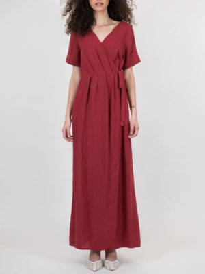 Chaton Maxi Dress