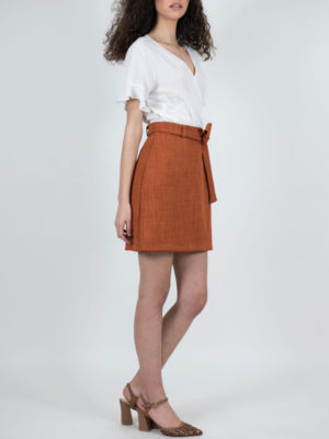 Chaton Short Skirt