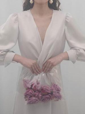 Milkwhite Off-white Dress