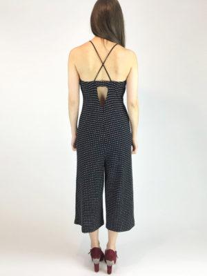 Ofilia's Black Jumpsuit