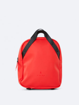 Rains Backpack Go Red