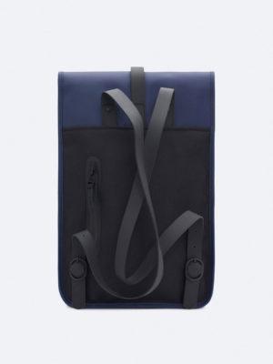Rains Mini Backpack Blue