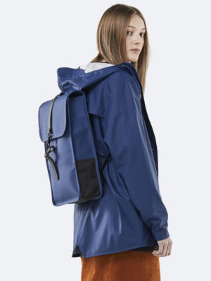 Rains Mini Backpack Klein Blue
