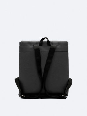 Rains Msn Backpack Black