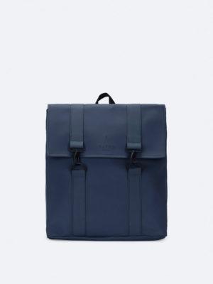 Rains Msn Backpack Blue