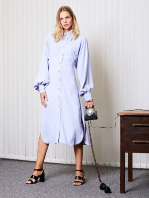 Ghospell Midi Shirtdress