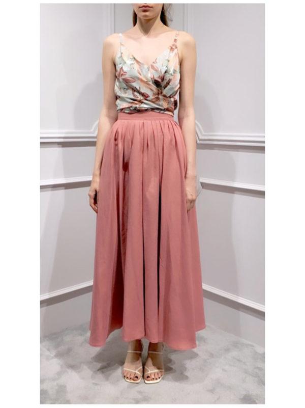 Milkwhite Pink Skirt