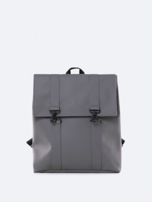Rains Msn Backpack Charcoal