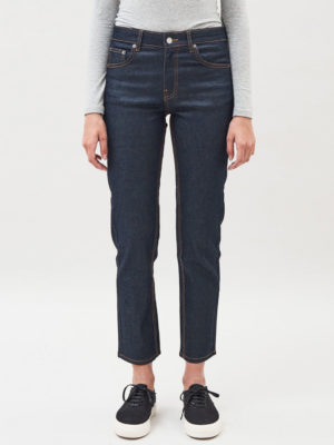 Dr denim Edie Rinsed Blue