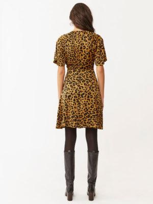 Twist & Tango Elmira Dress Leopard