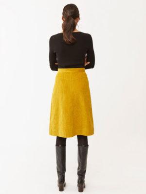Twist & Tango Pia Cord Skirt