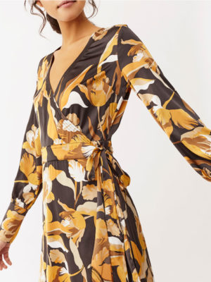 Twist & Tango Tammy Dress Cinnamon Tulip